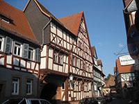 EFH Büdingen | Schmuckstück mit dem Namen Luckischer Hof - Fachwerkhaus in Büdingen
