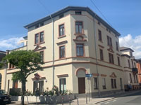 Wohnungen Friedberg | ETWs in einem der schönsten Friedberger Wohn- und Geschäftshäuser