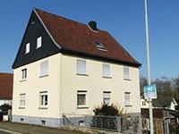 MFH Mücke | Mehrfamilienhaus mit Garten und zwei Garagen in Mücke - Flensungen