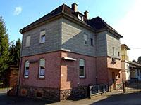 Gewerbeobjekt Laubach | Hofreite mit ELW, Pferdeboxen und Gastronomiebereich in Laubach-OT