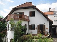 EFH Büdingen | Anspruch triff tolle Gelegenheit! Wohnhaus mit ELW in Büdingen