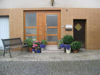 2-FH Gedern | 2 Wohnungen + riesiger Garten mitten in Gedern