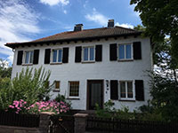 Einfamilienhaus Lauterbach | Anmutiges 1-FH mit charmantem Garten in Lauterbach