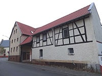 EFH Echzell | Modern renoviertes Fachwerkhaus mit Nebengebäude in Echzell