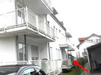 Wohnung Altenstadt | Schöne 2-3 Zi.-Maisonette-Wohnung mit Balkon und PKW-Stellplatz in Altenstadt Höchst