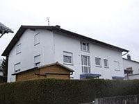 2-FH Grünberg | Großes, massives Zweifamilienhaus mit Garten, Garage, Carport und Stellplätzen