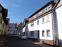 EFH Grünberg | Mitten in der Altstadt von Grünberg befindet sich dieses EFH