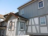 EFH Mücke | Wunderschönes Fachwerkhaus mit Nebengebäuden und großem Garten in Mücke - Groß-Eichen