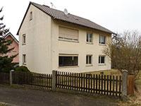 2-FH Herbstein | Idyllisch gelegenes Zweifamilienhaus am Ortsrand von Herbstein-Rixfeld