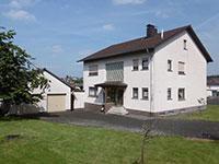 1-2 FH Mücke | Massives Einfamilienhaus mit großem Grundstück direkt in Nieder-Ohmen!