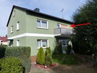 ETW Rosbach | Schöne 4-Zimmer-Wohnung mit Gartenanteil und Balkon in Ober-Rosbach