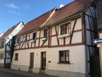 Doppelhaus Niddatal | Fachwerk-Doppelhaus in Niddatal-Assenheim