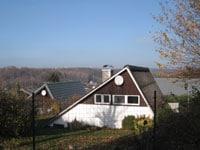 EFH Hirzenhain | Rückzugsort mit Ausblick! Nurdachhaus in Hirzenhain