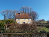 Behaglich Wohnen - Glücklich leben! Ehemaliges Pfarrhaus in Gedern - Mittel-Seemen