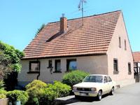 EFH Gemünden (Felda) | Solides Einfamilienhaus mit angrenzendem Gartenland in Hainbach