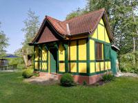 Ferienhaus Grebenau | Einzigartiges Objekt für Naturliebhaber - Ferienhaus in Eulersdorf