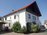 2 x 2-FH Florstadt   Zwei Zweifamilienhäuser und Nebengebäude in Florstadt-Leidhecken