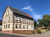 EFH Schlitz | Historisches Einfamilienhaus mit Garten und zusätzlichem Baugrundstück in Sandlofs
