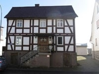 EFH Homberg (Ohm) | 1-Familienhaus - teils Fachwerk - in Homberg (Ohm) Deckenbach