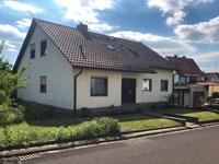EFH Lauterbach | Freistehendes Einfamilienhaus mit Garten und Garage in Lauterbach