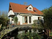 EFH Ranstadt | Einfamilienhaus mit schönem Teich in Ranstadt-Dauernheim