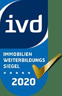 IVD Immobilien Weiterbildungssiegel 2020