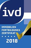 IVD Qualitätssiegel Fortbildungszertifikat 2018