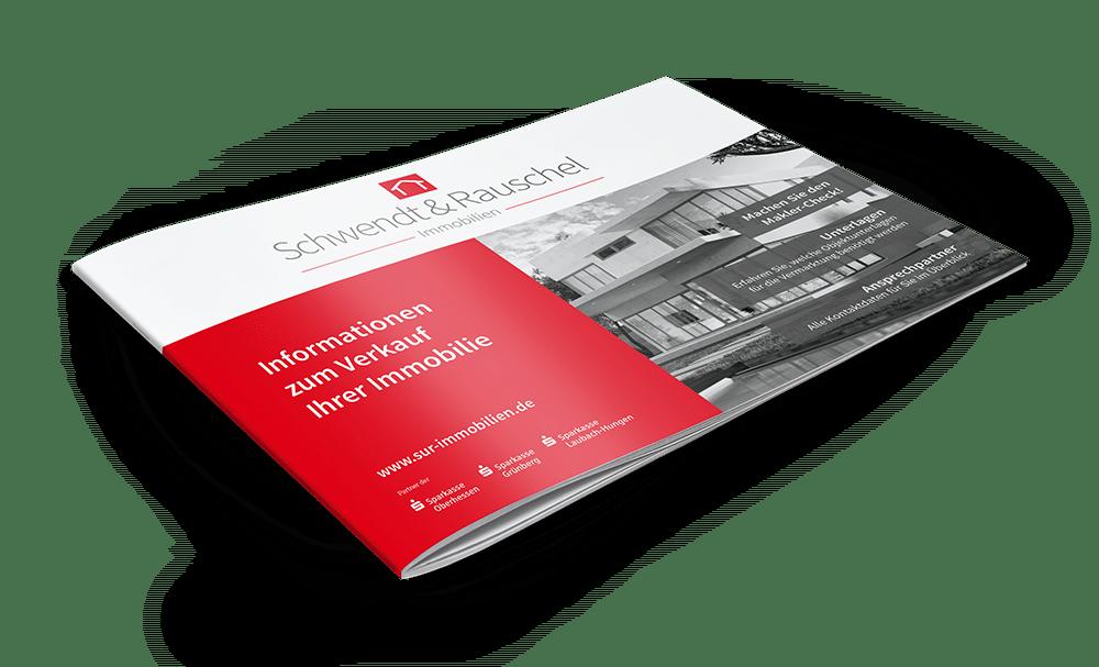 """Broschüre """"Informationen zum Verkauf Ihrer Immobilie"""""""